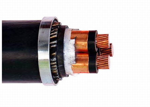 Electrical Armoured Cable 2.5mm2 - 500mm2 up to 35kv