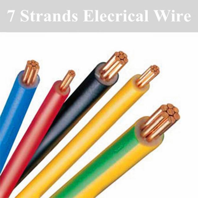 Electrical Wire Auto Electric Wire and Cable Building Wire for Household and Industry
