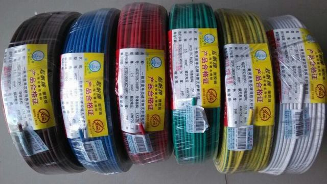 Factory Supplier Electrical Wire Wholesale House Wiring Electrical Cable