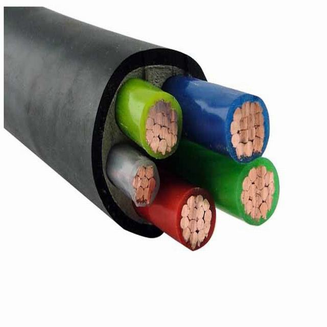 Fire Resistant 4 Core 10mm 120mm2 150mm 240mm 300mm2 PVC Copper Armoured Cable