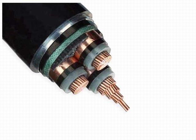 Ht 36kv Ug Steel Tape Armoured Power Cable Underground