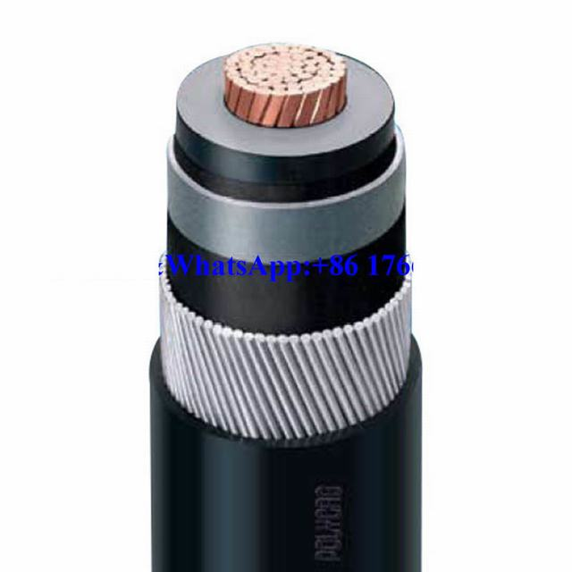 Low Voltage XLPE or PVC Insulation Copper Power Cable with 3 Core Cable
