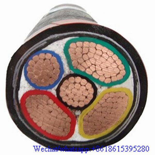 Medium Voltage XLPE Power Cable Insulated Power Cable Armoured Cable