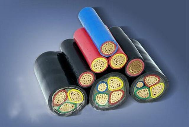 Multi-Core 0.6/1kv Cable–3.6/6kv Cable Cu/XLPE/Swa/PVC Power Cable BS 6346/Armored Power Cable