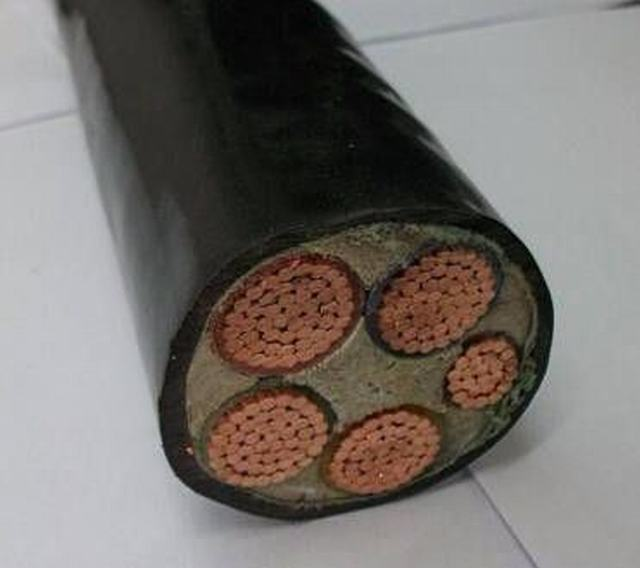 Overhead Line 0.6/1kv Cable PVC/PE Insulated Cable