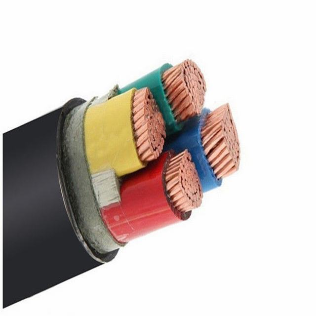 PVC Cable XLPE Cable Wire and Cable XLPE PVC Coated Wire Armoured Cable Price Best Electric Cable Use for Electrical