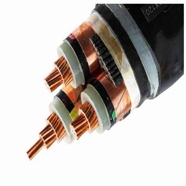 PVC Insulated Braided PVC Sheathed Coaxial Cables with High Quality