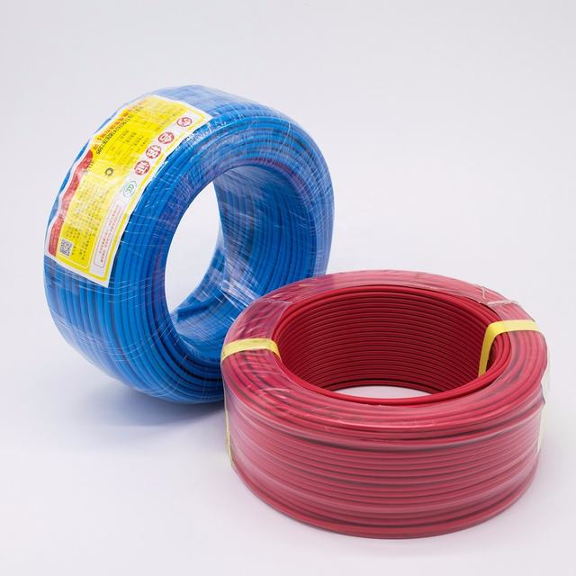 PVC Insulated Fire Retardant Electrical Cable Wire