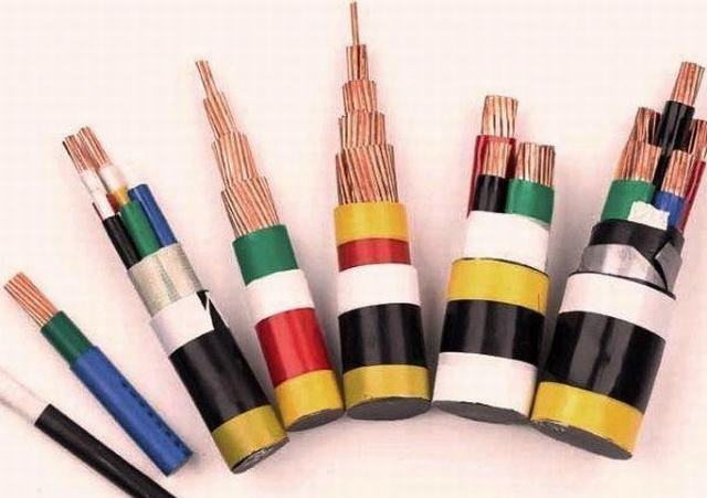 Power Cable Power Electric  Cable Aerial Bundled Cable XLPE Copper Cable