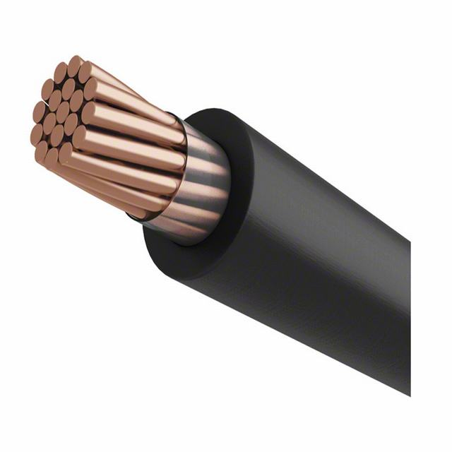 Waterproof XLPE Insulated Electric Cable 0.6/1kv 1 Core 70mm2 Electric Wire Cable PVC Flat Cable Electrical Cable Current Rating of VDE