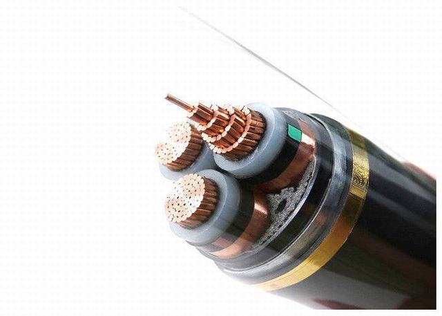 XLPE Insulated 3.6kv/6kv IEC60502-2 Electrical Power Cable