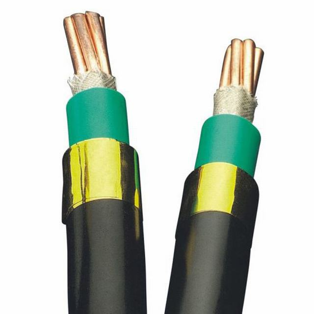 XLPE Insulated Electric Cable 0.6/1kv Copper/ Aluminum Conductor 1 Core 630mm2 Electric Cable XLPE Insulated  Cable Flexible Armored Cable