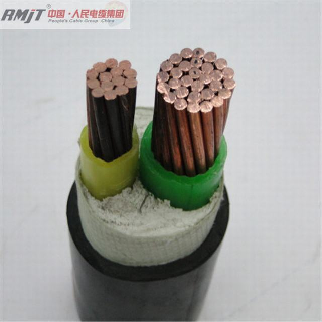 0.6/1kv 2 Core 16mm Aluminum/XLPE/PVC Power Cable