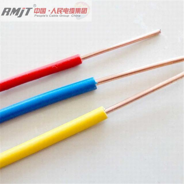 1.5mm 2.5mm Copper Conductor PVC Insulated Electric Cable Wire