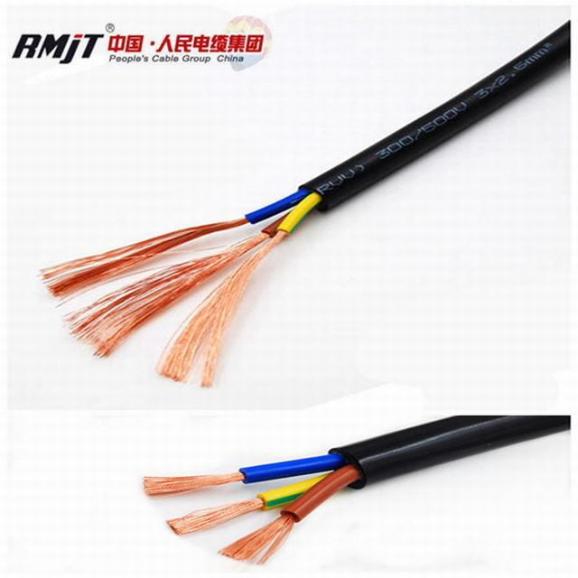 1.5mm2 2.5mm2 4mm2 Flexible Electrical Wire and Cable