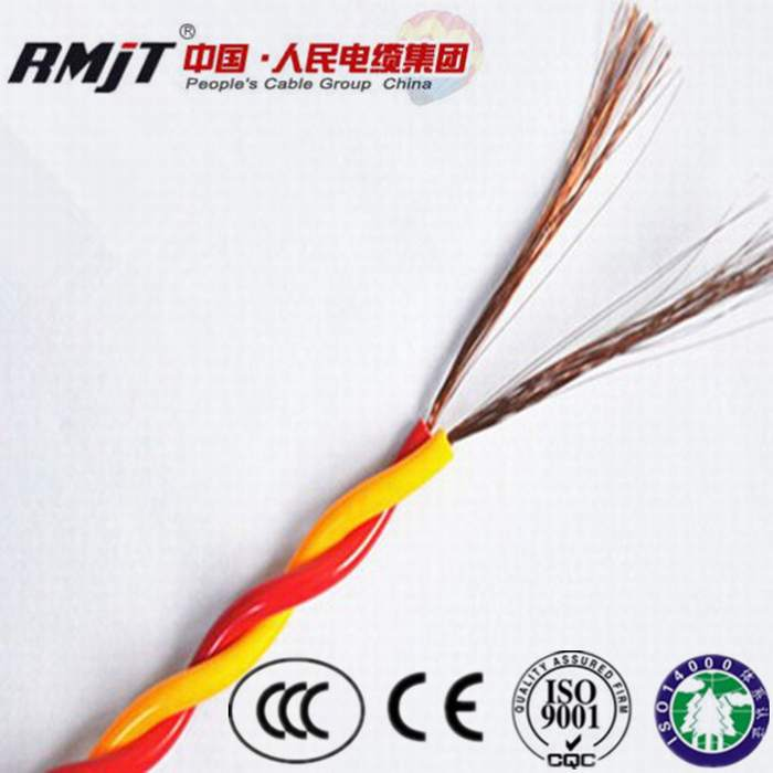 2*2.5mm Insulated PVC Flexible Electric Wires Rvs Wire