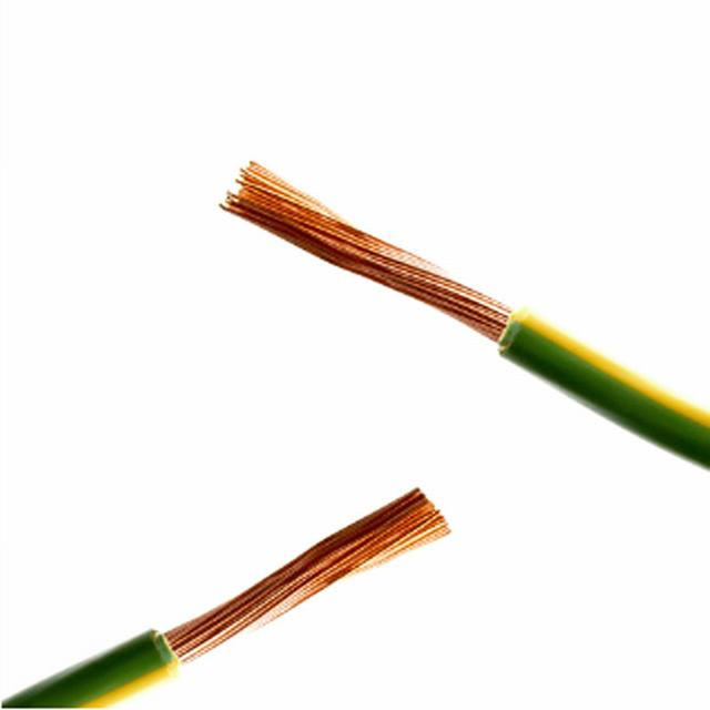 2.5mm Electrical Wire Flexible Copper PVC Insulated House Cable