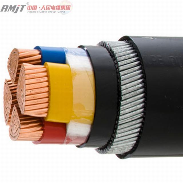 240mm2 XLPE Insulated 4 Core Swa Armoured Power Cable