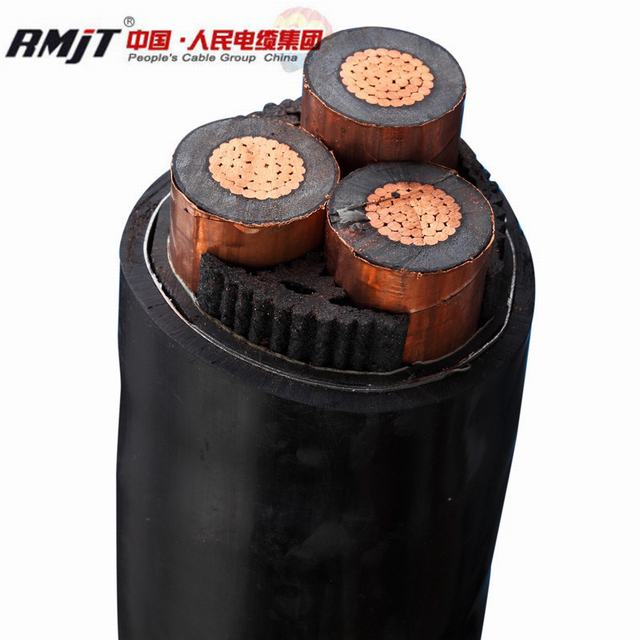 4 Core 95mm XLPE Insulation Armoured Submarine Power Cable