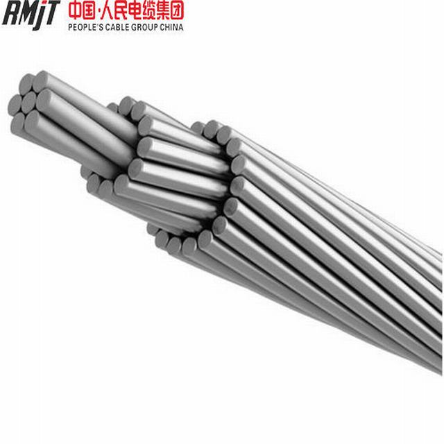 ACSR Bare Stranded Aluminum Conductor Steel Reinforced Conductor
