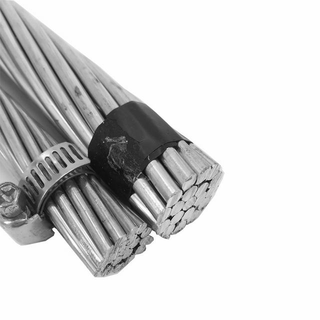 ASTM B232 Aluminum Alloy Overhead Cable Bare ACSR Conductor