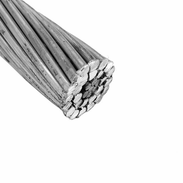 ASTM IEC BS Aluminum Clad Steel Reinforced All Aluminum Alloy Strand Electrical Wire AAC Overhead Conductor Bare Power Cable AAAC Conductor ACSR