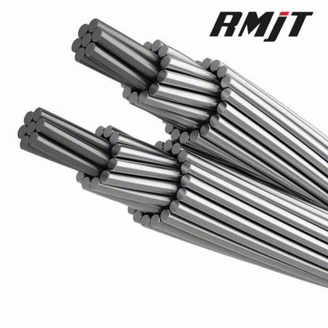 Aluminum Overhead Power Cable Bare Conductor ACSR