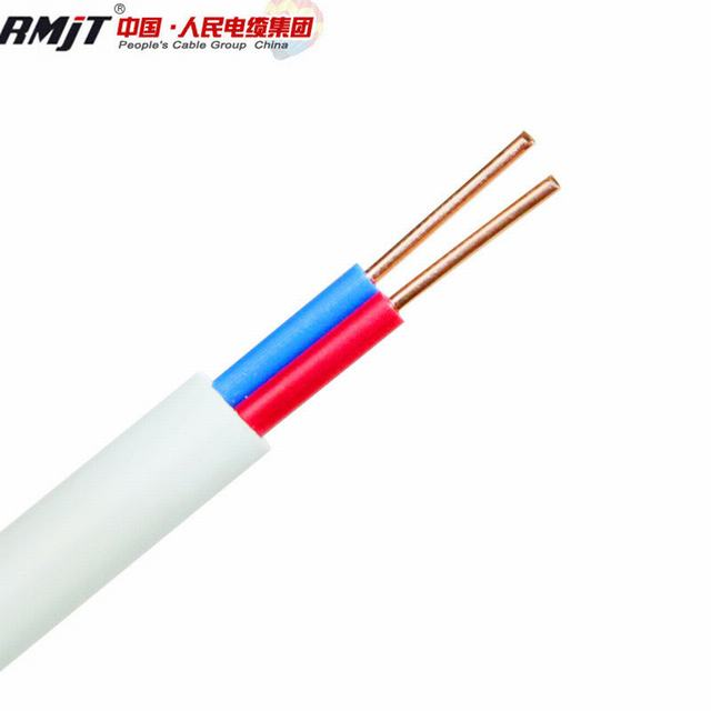 BVVB Household 2 Core 1.5mm 2.5mm 4mm 6mm PVC Insulated Copper Cable Flat Wire Power Cable