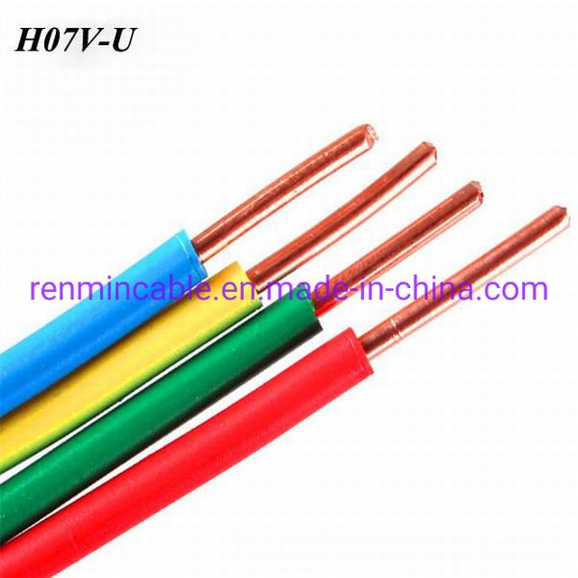 Cable Copper Wire Electrical Cable Wire 10mm Low Voltage Cable