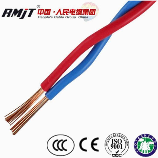 Copper Conductor PVC Insulated Rvs 1.5mm Twisted Pair Flexible Wire