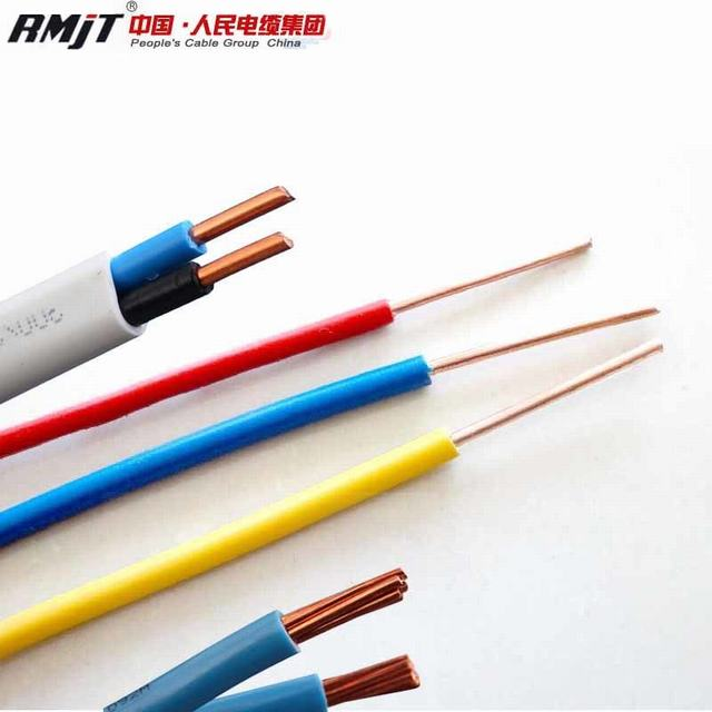 Copper Core PVC Coverd Electrical Building Cable and Wire