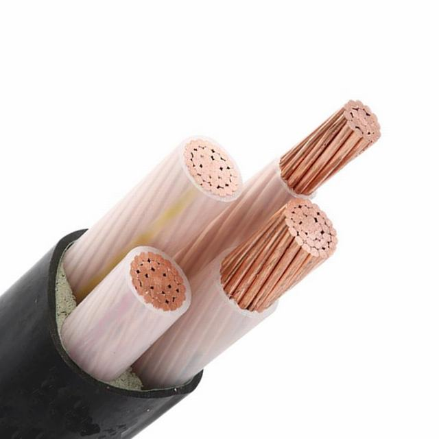 Copper or Aluminum XLPE Insulated PVC Sheathed Underground Power Cable