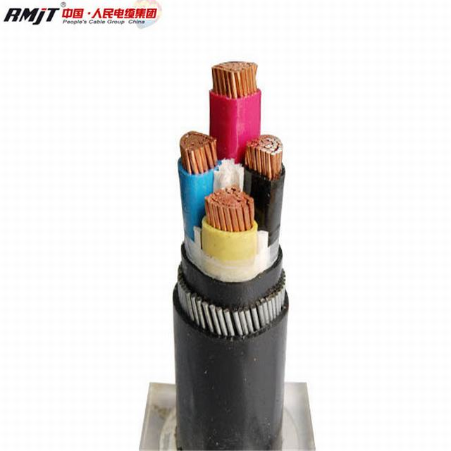 Factory Price High Quality Flame Retardant XLPE PVC Insulation Steel Tape Wire Armored Overhead Copper Cable Electric Power Wire