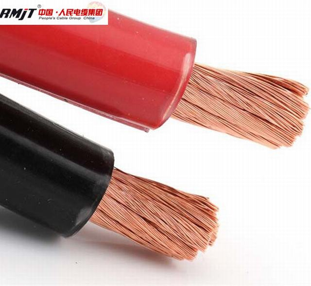 Flexible 35mm 50mm 70mm2 120mm Rubber Jacket Welding Cable