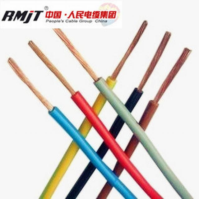 Flexible Copper Conductor H05V-R H05V-K H07V-K H07V-R H03VV-F Building Wire