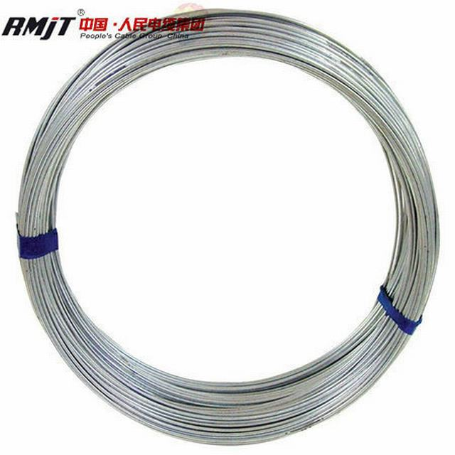 Galvanized Steel Wire Strand for Cable, Messenger, Guy Wire, Stay Wire
