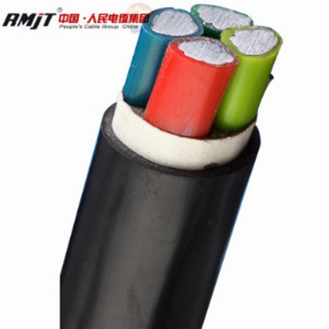 High Voltage XLPE Insulated PVC Sheath Power Cable