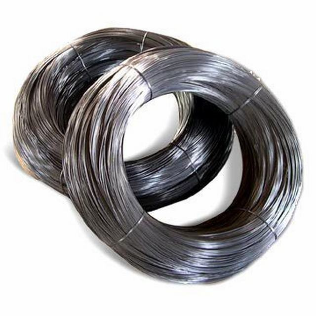 Hot DIP Binding Stainless High Low Carbon Galvanized Steel Wire