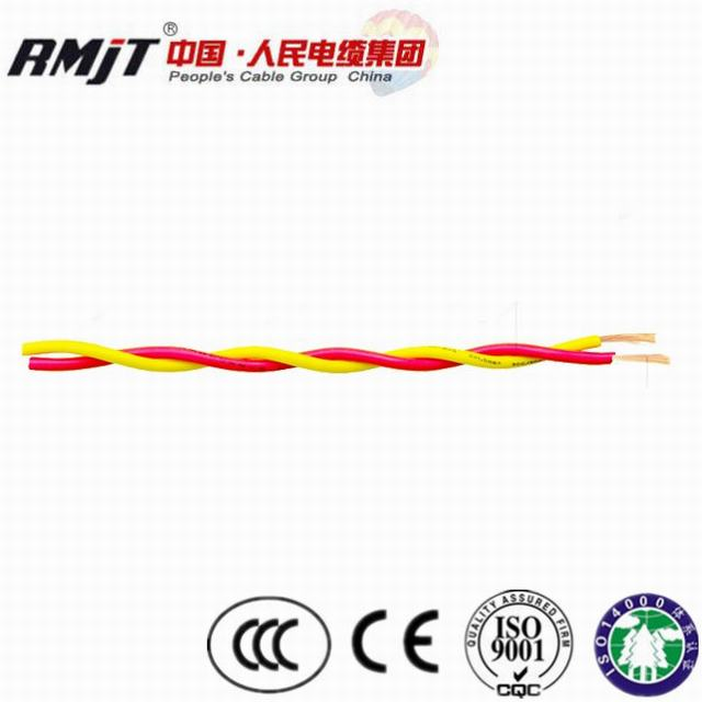 House Wire Building Wire Flame Retardant PVC Wire Zr--Rvs Twisted Electrical