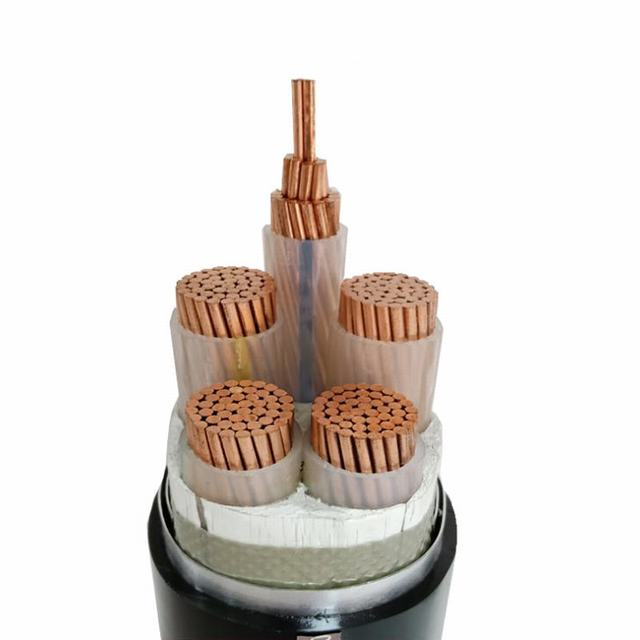 Low Voltage XLPE Insulated Armoured Power Cable Supplier Under IEC Standard 1-5 Cores Cable