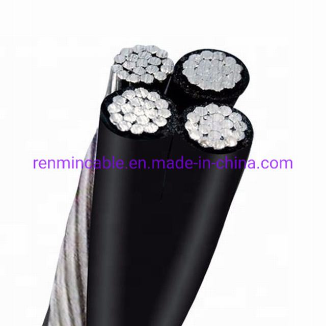 Multi-Size Aerial Bundled Cable Overhead Cable