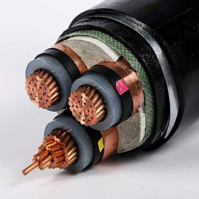 N2xy Copper Conductor PVC Insulated Power Cable