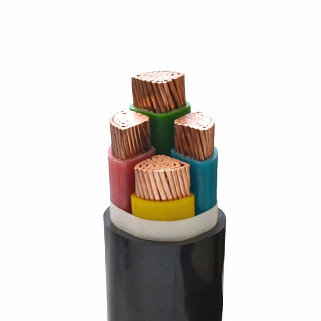 Nym Low Voltage Copper PVC Insulated and PVC Sheath Power Cable