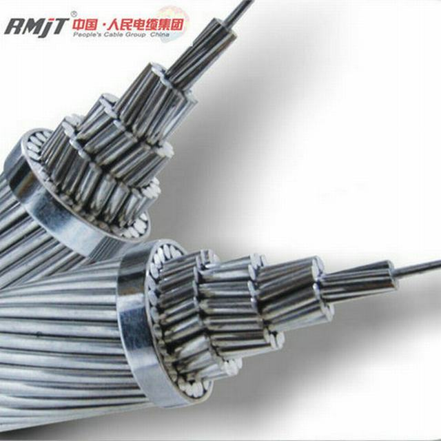 Overhead Bare Aluminum Conductor Cable AAC AAAC ACSR Conductor