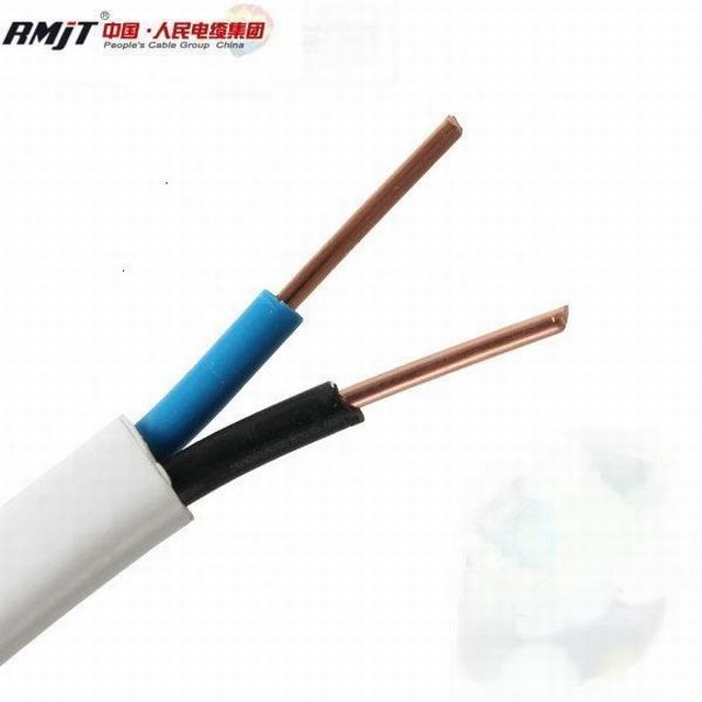 PVC Insulated Copper Core 075mm Rvv Power Cable