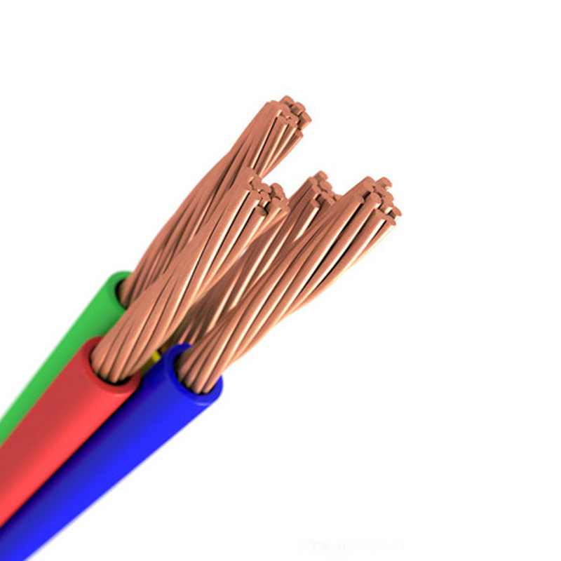 PVC Insulation PVC Sheath 3X1.5mm Electric Copper Wire Flexible Cable