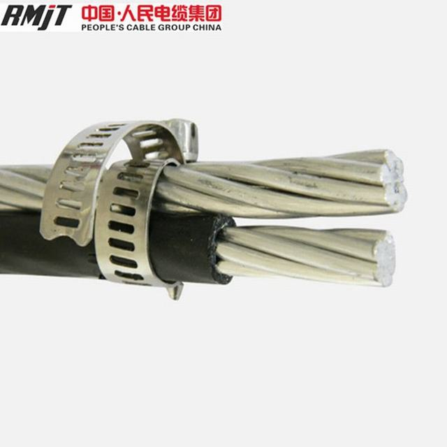 Top Quality Aluminum Alloy Aerial Bundled Cable 2, 3, 4 Core