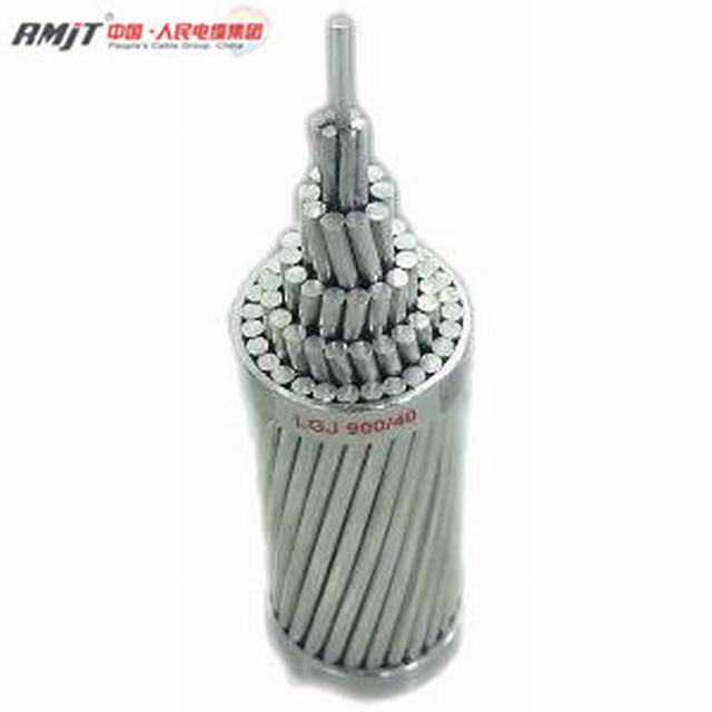 Widely Application Overhead Bare Aluminum Conductor Steel Reinforce ACSR Cable