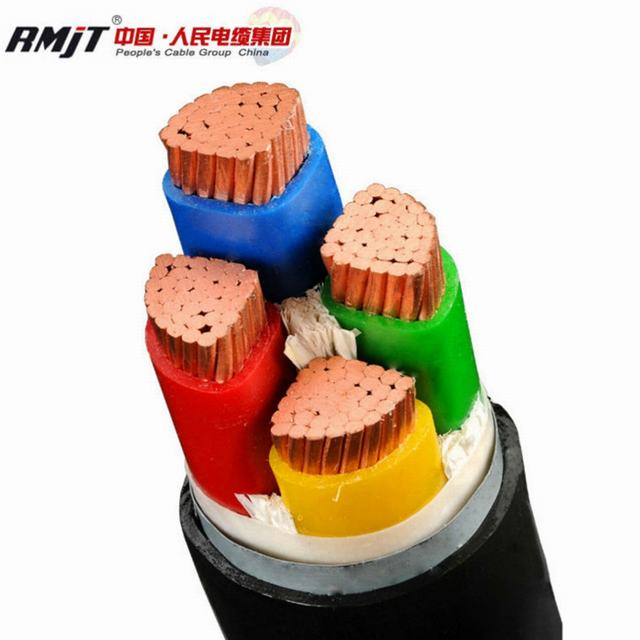 XLPE Insulated 3 Core Power Cable Copper Conductor