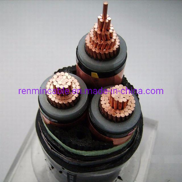 XLPE Power Cable Price 3cores Flexible Power Cable 4cores 6mm Copper Electric Cable Wire Price